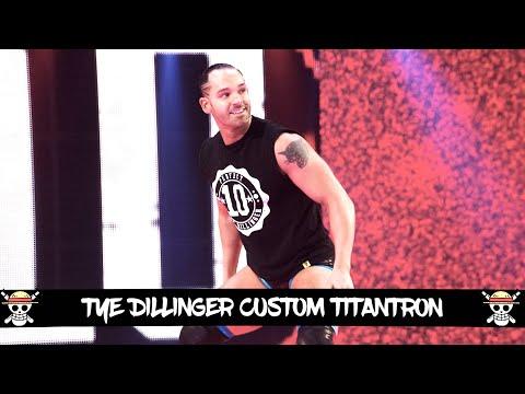 NXT: Tye Dillinger Custom Titantron (2016)