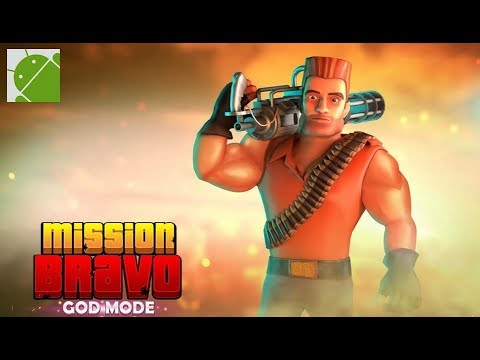 Mission Bravo GOD MODE - Android Gameplay HD