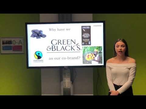 Marketing Management (HY2)- Ferrero x Green & Black's