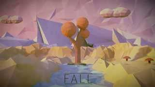 Low Poly Art : Fall (TimeLapse)