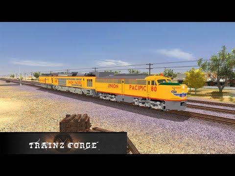 Trainz A New Era [ Trainz-FORGE.com Add-On ] - UP Coal Turbines (FreeWare)