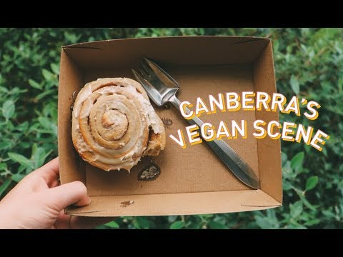 🍩 VEGAN TRAVEL GUIDE TO CANBERRA