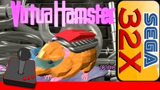 Virtua Hamster (Sega 32X) - Unreleased Games - H4G