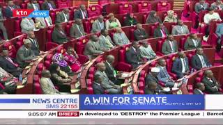 A win for Senate: Court annuls 23 bills passed by National Assembly