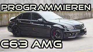 Mein C63 AMG wird PROGRAMMIERT !