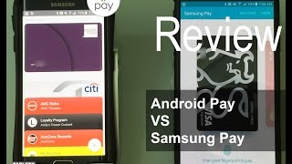 Why I Chose Samsung Pay over Android Pay(In this video I will review Android Pay vs Samsung Pay and why I choose to use Samsung Pay over the recently released Android Pay. While Android clearly has ..., 2015-09-13T21:03:32.000Z)