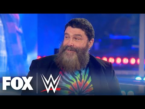 Mick Foley shares his love for The Fiend, what happened to his ear | WWE BACKSTAGE | WWE ON FOX