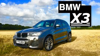 2016 BMW X3 20d xDrive M Sport Review - Inside Lane