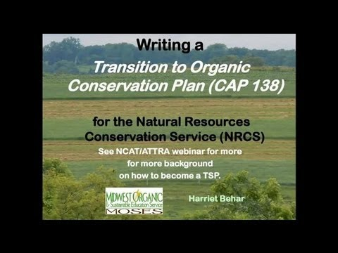 Organic Farm Conservation: A Virtual Tour