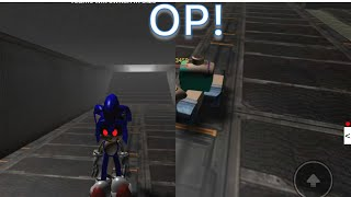 SONIC. EXE IS OP (Roblox Survive And Kill The Killers In Area 51 #3 KILLER MODE!)