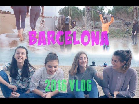 VLOG : Barcelona | Shooting a Documentary