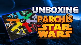 ¡UNBOXING PARCHÍS DE STAR WARS! | iTownGamePlay