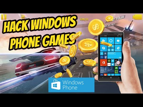 Hack windows phone 8.1/10 Games 100% working