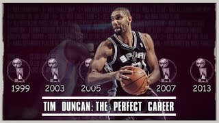 Here's Why Tim Duncan Had The Most Perfect Career In NBA History