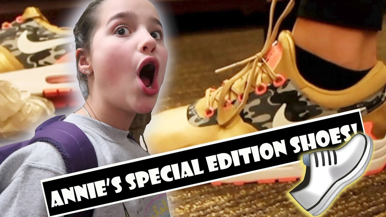 c28a119b340f Annie s Special Edition Shoes 👟 (WK 368.6)