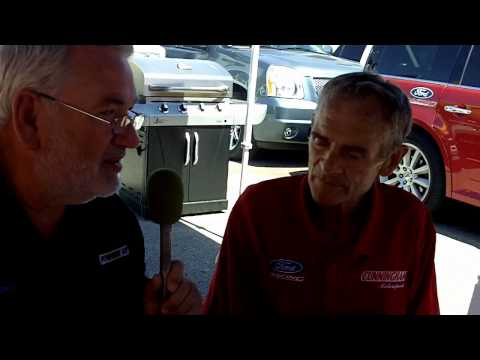10-time NHRA Pro Stock Champion Bob Glidden