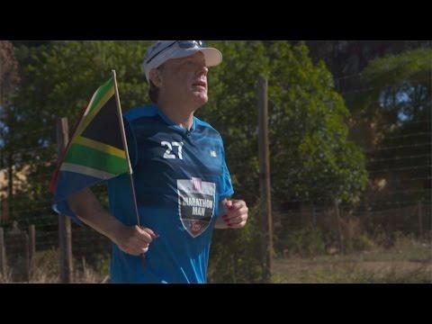 21st marathon - Eddie Izzard: Marathon Man - BBC Three