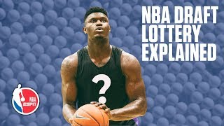 How the new NBA draft lottery made Zion a long shot for everyone NBA Draft 2019