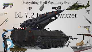 BL 7 2 inch howitzer (Everything WEAPONRY & MORE)💬⚔️🏹📡🤺🌎😜✅