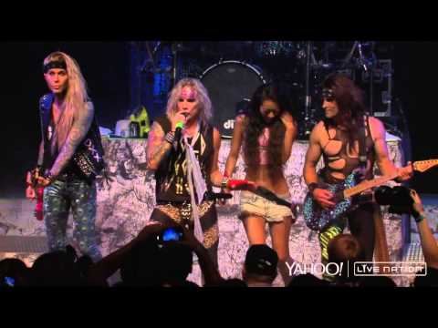 """Steel Panther: House of Blues Webcast"""