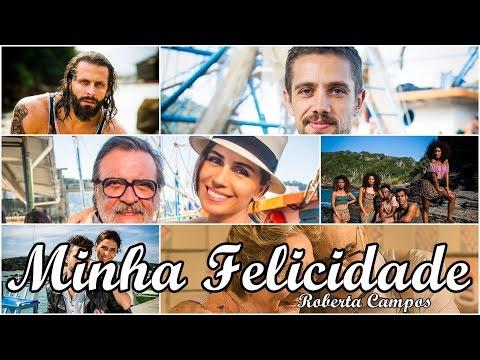 Minha Felicidade - Roberta Campos  Sol Nascente Legendado TEMA DE ABERTURA