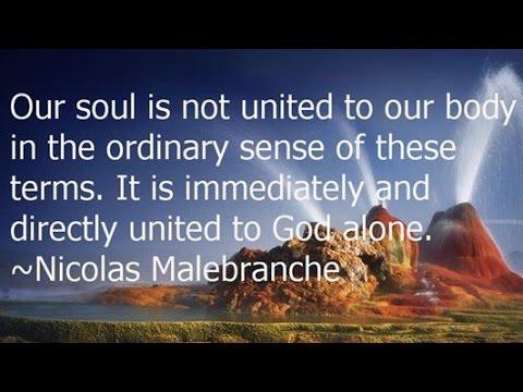 """Nicolas Malebranche"" – Modern Philosophy, Video 10"