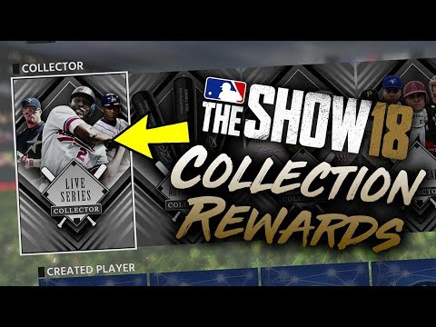 The Best Collection Rewards in MLB The Show 18 Diamond Dynasty