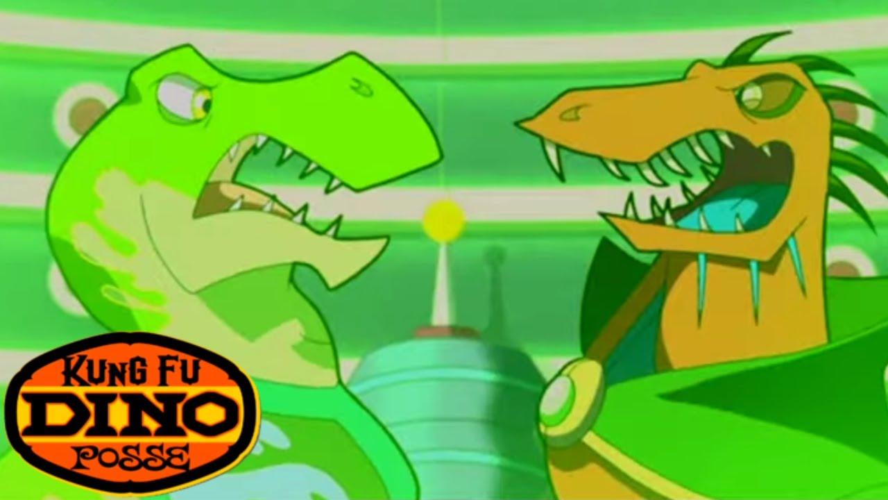 Kung Fu Dino Posse - Dinos in the Desert | Full Episode