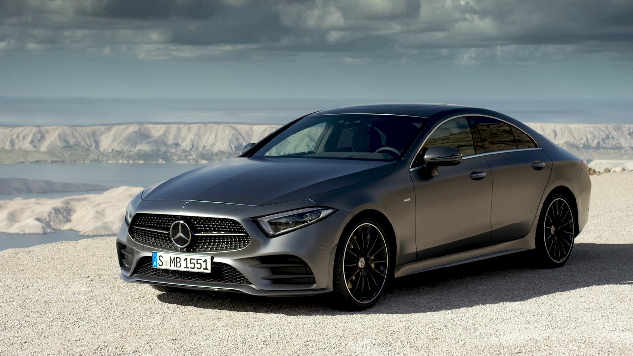 מפוארת 2019 Mercedes CLS design - YouTube PV-14