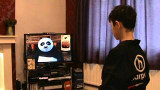 Kung fu Panda 2 Xbox 360 kinect review (More at www.kidzcoolit.com)