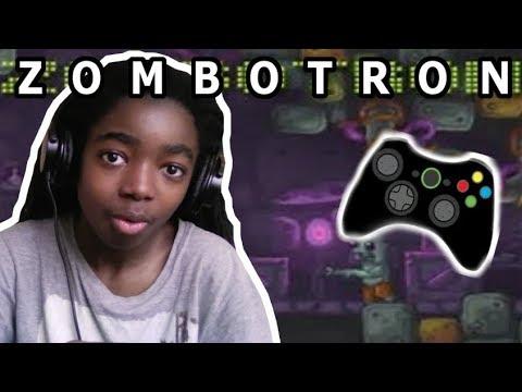 Zombotron game   gaming video 🎮🎮  