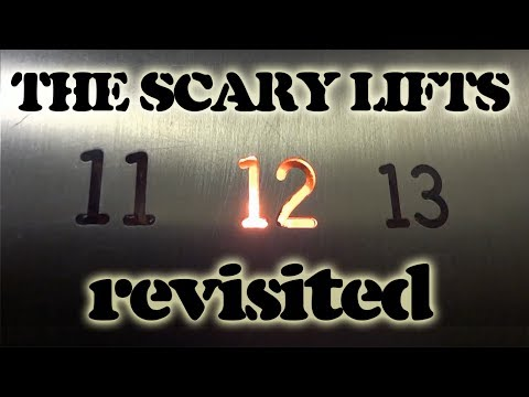 The SCARY LIFTS revisited ...still scary?? (6M total video views)
