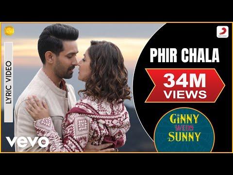 Phir Chala - Official Lyric Video | Ginny Weds Sunny | Payal Dev | Jubin Nautiyal