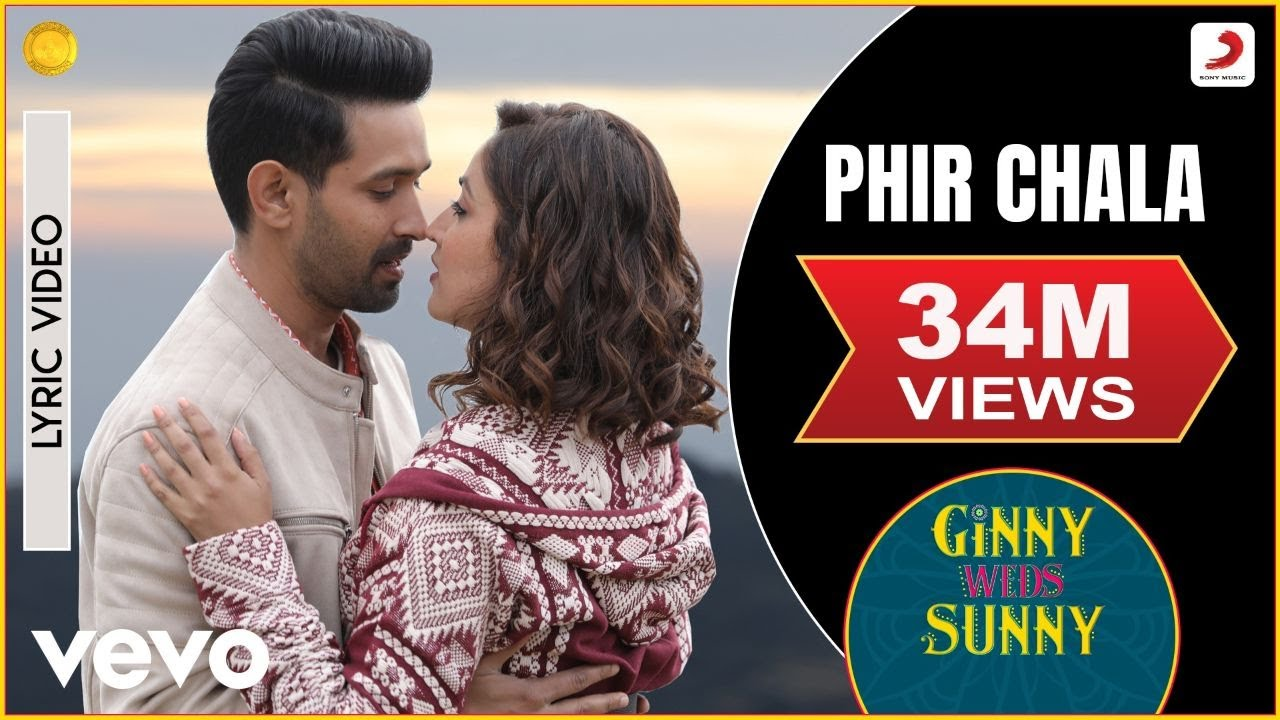 Download Phir Chala - Official Lyric Video | Ginny Weds Sunny | Payal Dev | Jubin Nautiyal