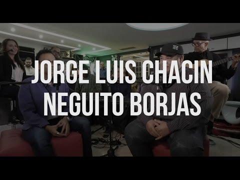 Jorge Luis Chacín feat. Neguito Borjas - Fuente Divina/Sin Rencor/Gaita Onomatopéyica