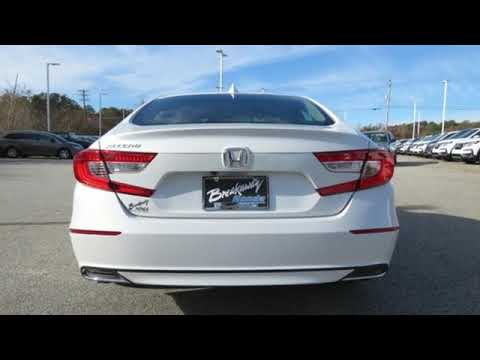New 2020 Honda Accord Greenville SC Easley, SC #200307