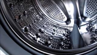 видео стиральная машина lg очистка барабана