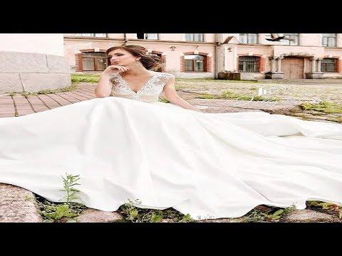 3e4316d2fde3a فساتين اعراس 2017 👸 موديلات فساتين اعراس لاجمل عروسة 💖 wedding dresses