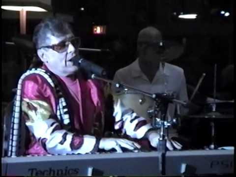 Frankie Ford In Concert - Asheville, N.C. 2003