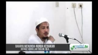 Ceramah Islam Singkat - Menunda Kebaikan