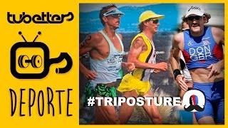 #TRIPOSTUREO BIGOTES EN EL TRIATLON Allon