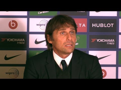 Chelsea 0-1 Manchester City - Antonio Conte Full Post Match Press Conference - Premier League