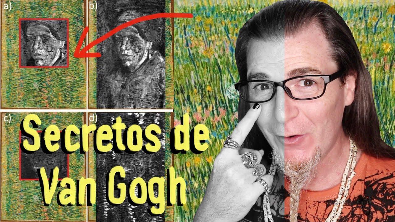 Lo que esconden las obras de Van Gogh. Radiografías, infrarrojos y reflextografías. Arte