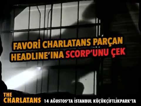 Favori The Charlatans şarkını Scorp'a yükle konser bileti kazan