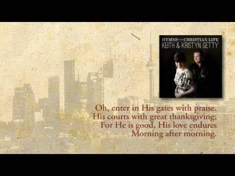 Oh, Shout For Joy (The New Hundredth) - Keith & Kristyn Getty