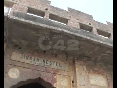 Islamia College Railway Road Rival Hostel Old Building Problem Pkg Akmal Somroo City42