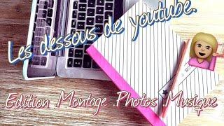 ♡ Faire une vidéo Youtube | Matériel, Logiciel de montage, Musiques, Miniature...