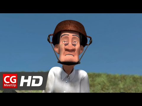 """CGI Animated Short Film HD """"Out of The Blue Short Film"""" by Takanobu Hirano"""
