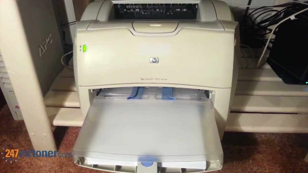 hp laserjet 1200 printer driver download windows xp