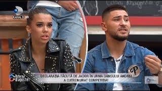 Declaratia facuta de Jador in urma dansului Andrei a cutremurat competitia!